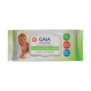 Gaia Bamboo Baby Wipes (Bulk)