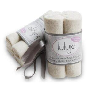 Lulujo - Organic Facecloths
