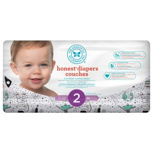 Honest - Size 2 Diapers
