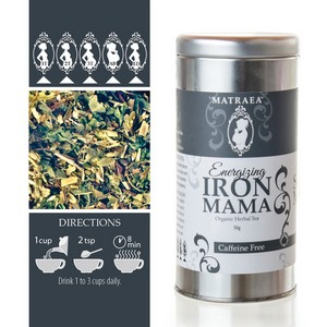 Matraea - Energizing Iron Mama Tea