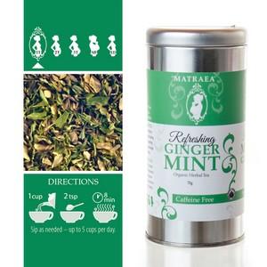 Matraea - Refreshing Ginger Tea