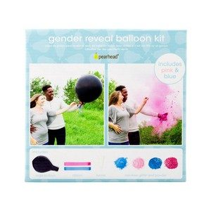 Pearhead - Gender Reveal Confetti Balloon Kit