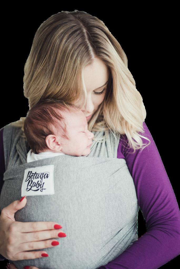 ef126110652 Beluga Baby - Beluga Wrap - Nest Family Store