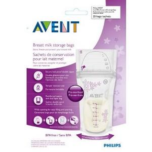 Philips Avent - Breastmilk Storage Bags