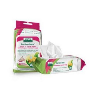 Aleva - Bamboo Baby Hand n Face Wipes