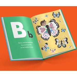 Small Jane - A is for Alphabet book