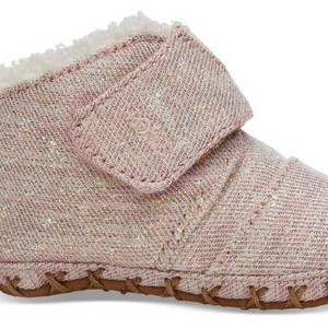 8b512bf21a3 Product Description. TOMS - Toffee Tiny TOMS Cuna Crib Shoes  45.00. Toms - Light  Pine Quilted ...