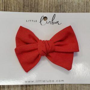 Little Luba - Sailor Bow Clip