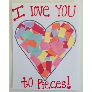 Happy Valentine's Day Craft!