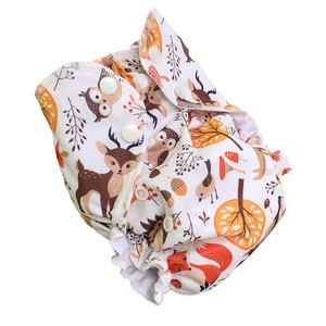 AMP - One Size Cloth Diaper Covers