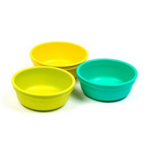 Re-play - 3 count Bowls