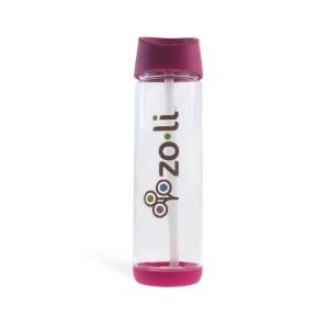 Zoli - Pip Straw Water Bottle 18oz.