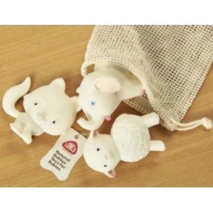 Lanco Natural rubber Teether Toy Lamb