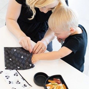 Bumkins - Disney Reusable Snack Bags 3 pack