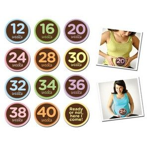 Sticky Bellies - Maternity Belly Stickers *Final Sale*