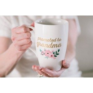 Pearhead - Promoted to Grandma Mug