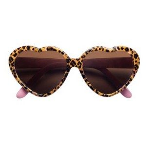 Teeny Tiny Optics - Kiera Heart Frame Sunglasses