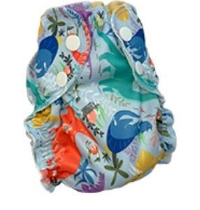 Applecheeks - Swim Diaper One Size