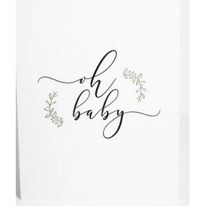 note:able - Oh Baby Card