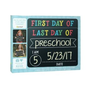Pearhead - First and Last Day Chalk Signs