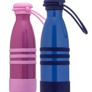 Yumbox - Aqua Water Bottle + Strap
