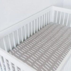 Mebie Baby - Crib Sheet
