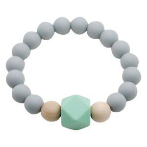 Glitter & Spice - Silicone Gemstone Bracelet
