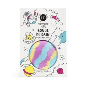Nailmatic - Colouring & Soothing Bath Bomb