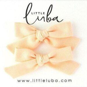 Little Luba - Sailor Bow Pigtails