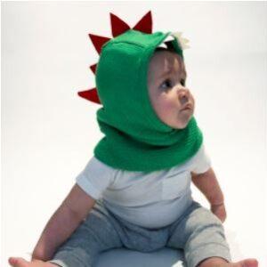 Zoocchini - Baby Knit Balaclava