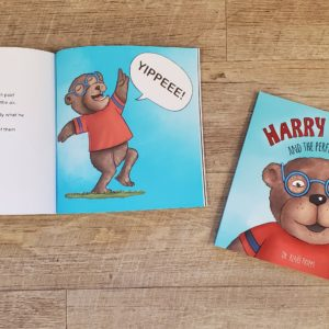 Prairie Eye Care - Harry the Bear and the Perfect Pair Book