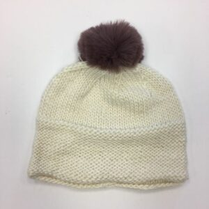 The Blueberry Hill - Merino Beanie - Adult *Final Sale*