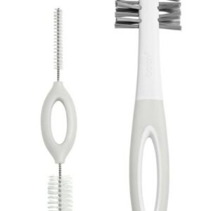 Boon - Trip Bottle Brushes 2pk - Grey