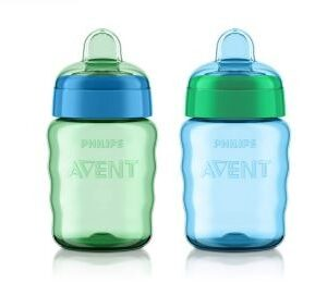 Philips AVENT - My Easy Sippy Classic Spout Cup - 9 oz 2pk