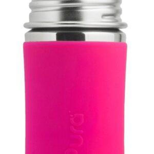 Pura Kiki - Silicone Bottle Sleeve - 325ml Pink - **FINAL SALE**