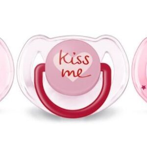 Philips AVENT - Classic Pacifier 3-Pack