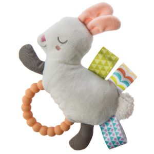 Mary Meyer - Taggies Shake & Teethe - Bunny