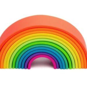 Dena Toys - Large Silicone Rainbow - Neon