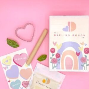 The Darling Dough Co. - Happy Valentines Darling - Valentine's Day Set