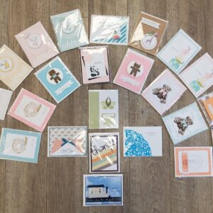 Diana's Cards - Assorted Greeting Cards - Blank