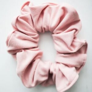 Loose Threads Co. - The Gym Scrunchie - Pink