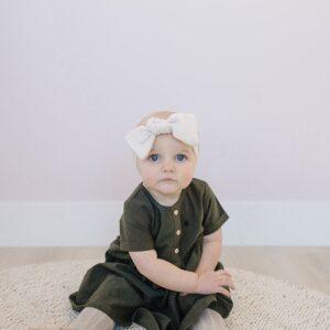 Mebie Baby - Linen Cotton Dress