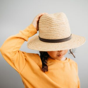 LUXandDAE - Kids Straw Hat
