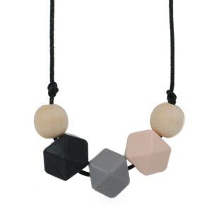 Glitter & Spice - Geometric Adult Necklace