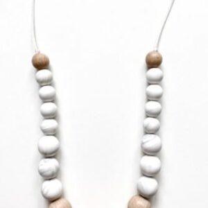 Umm Anissa & Co - Teething Necklace - The Zakary