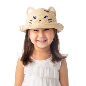 FlapJackKids - Straw Hat
